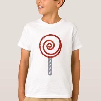 Glitter-Lutscher T-Shirt