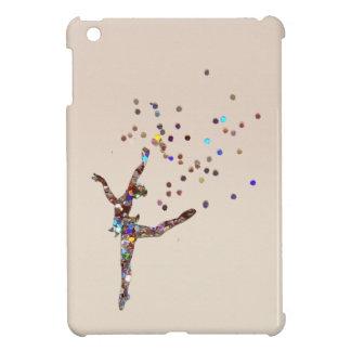 Glitter-Tänzer iPad Minifall Hüllen Für iPad Mini