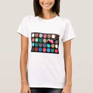 Glitzer-Make-upT - Shirt