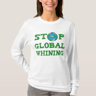 Globales jammerndes Damen-T-Stück T-Shirt