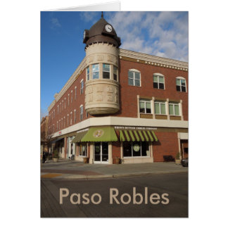 Glockenturm, im Stadtzentrum gelegenes Paso Karte