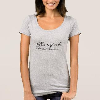 Glorifizierte Milch-Maschine T-Shirt