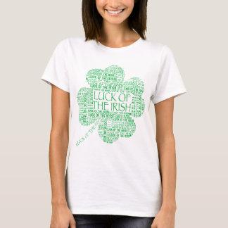 Glück des irischen T-Stücks T-Shirt