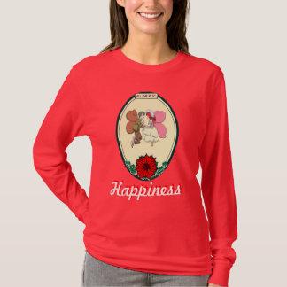 Glück - feenhaftes Paar T-Shirt