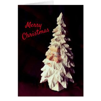 Glück - Friedenssankt-Weihnachtskarte jjhelene Karte