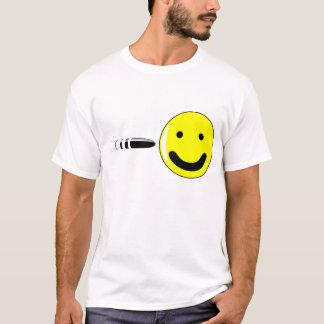Glück ist flüchtig T-Shirt
