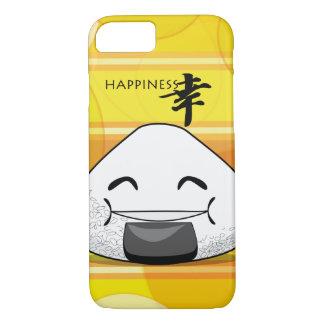 Glück-Japaner Manga Onigiri iPhone 8/7 Hülle