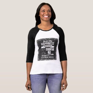 Glück kauft ätherische Öle! T-Shirt