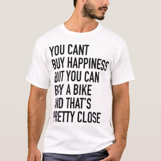 Glück-T-Stück durch Velo Atelier T-Shirt