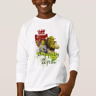 Glücklich seitdem T-Shirt