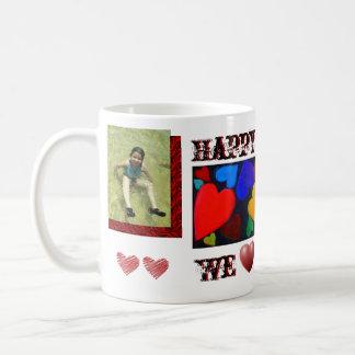Glücklich-Vater-TagTasse Teetasse