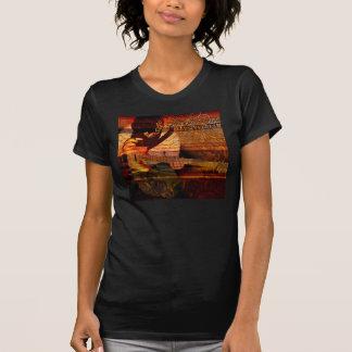 Glückliche Benommenheits-Illusive T-Shirt