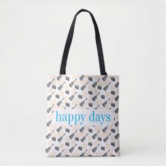 Glückliche D kundenspezifische Taschen-Tasche des Tasche