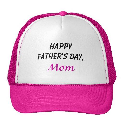 Glückliche der Vatertags-Mamma-Kappe