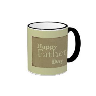 Glückliche der Vatertags-Tasse