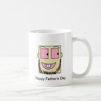 Glückliche der Vatertags-Tasse Tasse