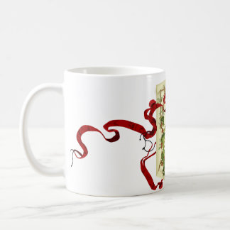 Glückliche Feiertags-Tasse Tasse