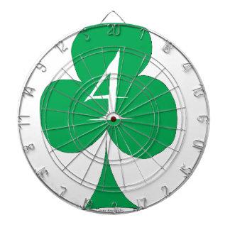Glückliche Iren 4 der Vereine, tony fernandes Dartscheibe