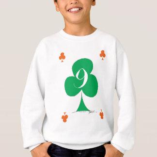 Glückliche Iren 9 der Vereine, tony fernandes Sweatshirt