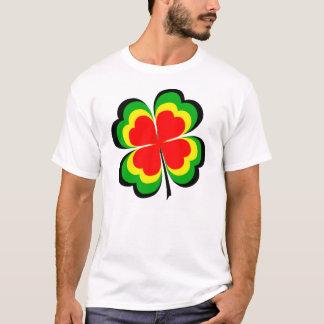 Glückliche Iren Rasta T-Shirt