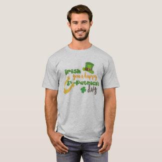 Glückliche Iren St. Patricks Tages T-Shirt