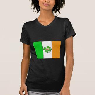 Glückliche irische Flagge T-Shirt