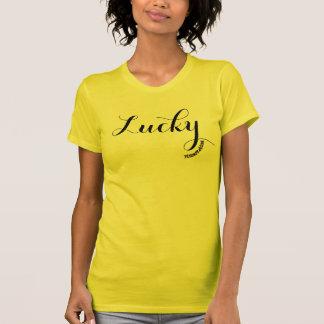 GLÜCKLICHE SPITZE DURCH 72MARKETING T-Shirt