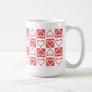 Glückliche Valentine ` s TagesTasse Kaffeetasse