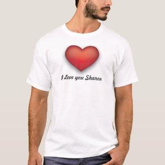 Glückliche Valentinsgrüße! T-Shirt