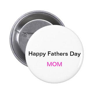 Glückliche Vatertag MAMMA Buttons