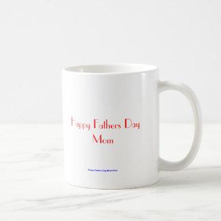 Glückliche Vatertags-Mamma-Tasse Tasse