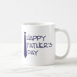 Glückliche Vatertags-Tasse Tasse