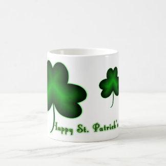 Glücklichen St Patrick Tag! Kaffeetasse