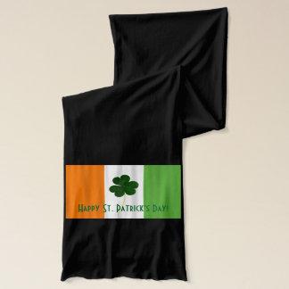 Glücklichen St Patrick Tagesirischer Schal