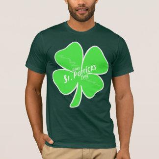 Glücklichen St Patrick Tagest-stück T-Shirt