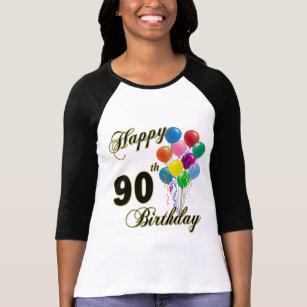Glucklicher 90 Geburtstags T