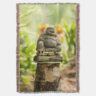 Glücklicher Buddha Decke