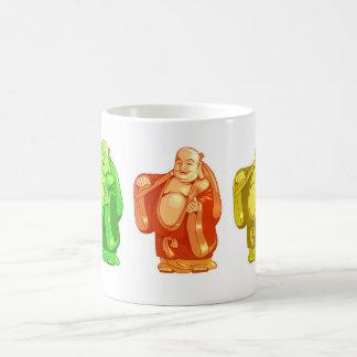Glücklicher Buddha Kaffeetasse