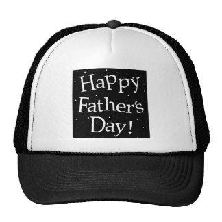 Glücklicher der Vatertags-Hut Cap