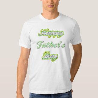 Glücklicher der Vatertags-T - Shirt
