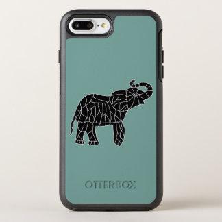 Glücklicher Elefant OtterBox Symmetry iPhone 7 Plus Hülle