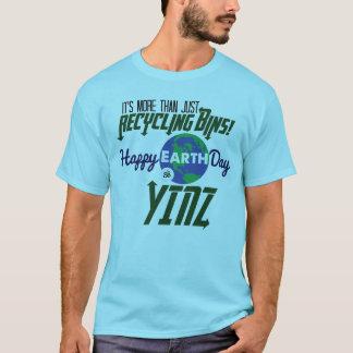 Glücklicher ErdtagYinz T - Shirt