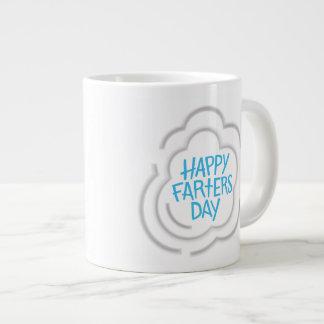 Glücklicher Farters Tag! Jumbo-Mug