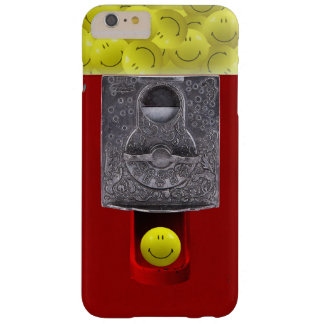 glücklicher Gesicht gumball Maschine iPhone Fall Barely There iPhone 6 Plus Hülle