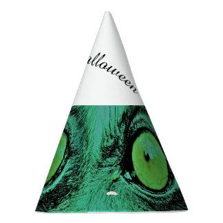 Glücklicher Halloween-Partyhut durch Jane Howarth Partyhütchen