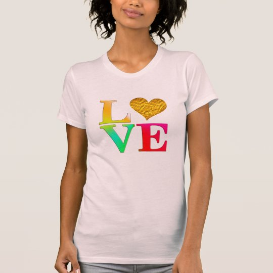 glücklicher Herz-T - Shirtentwurf des Valentines T-Shirt