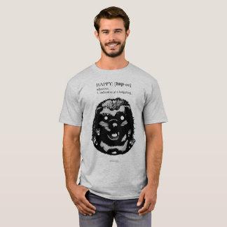 Glücklicher Igel T-Shirt