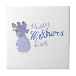 Glücklicher Mutter-Tag Keramikfliesen