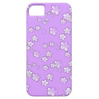 Glücklicher niedlicher Girly Fall der Blumen-4 - iPhone 5 Schutzhüllen