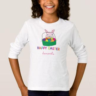 Glücklicher Ostern-T - Shirt